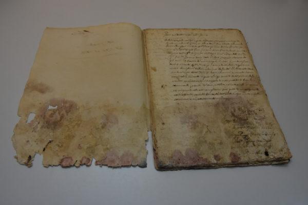 3 Documento del 1797