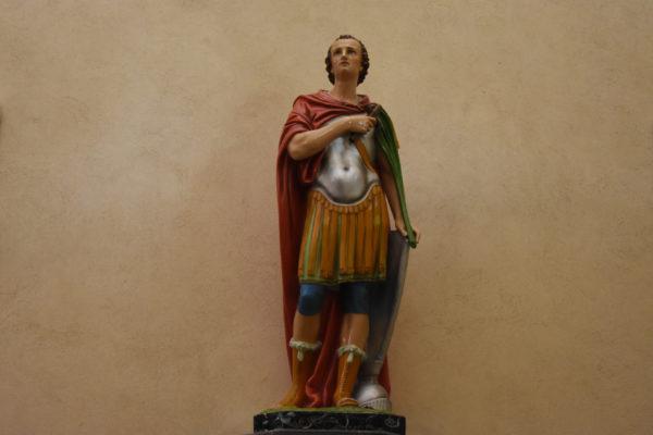 5 Statua di San Gavino Martire