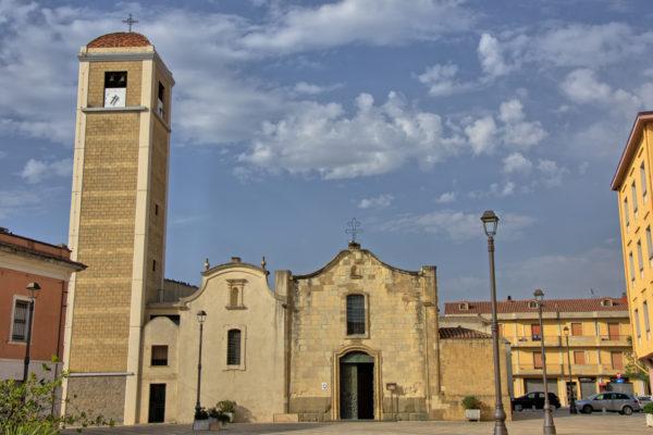 Veduta da piazza Marconi